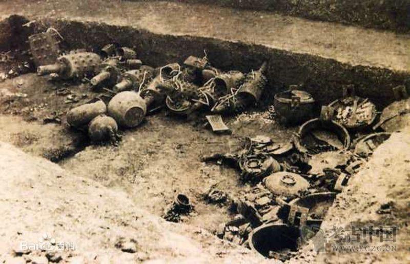青铜时代 · 下寺楚墓