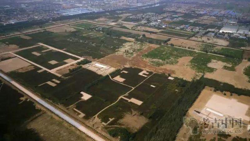 铁器时代 · 汉长安城遗址