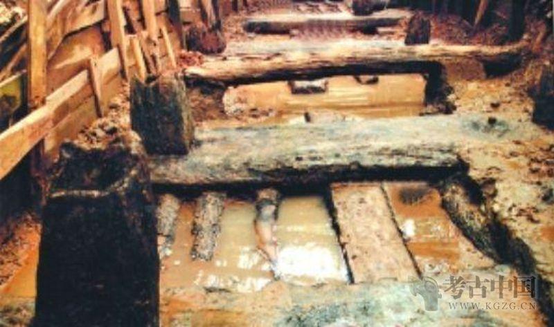 铁器时代 · 广州秦汉造船工场遗址