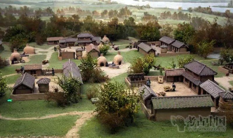 铁器时代 · 三道壕遗址