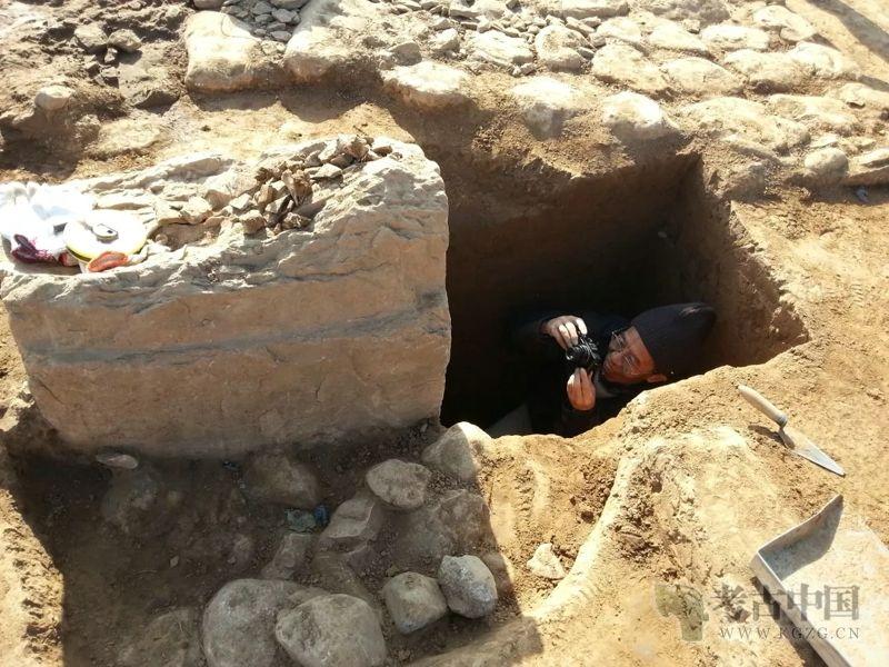 奚牧凉:周原——在西周龙兴之地发现商遗民遗址