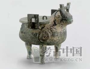 春秋 · 兽首鼎(安徽博物院)